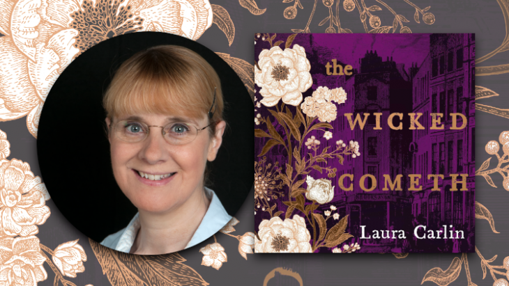 Laura Carlin interview: The Wicked Cometh