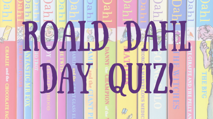 Roald Dahl day quiz: think you know the books?