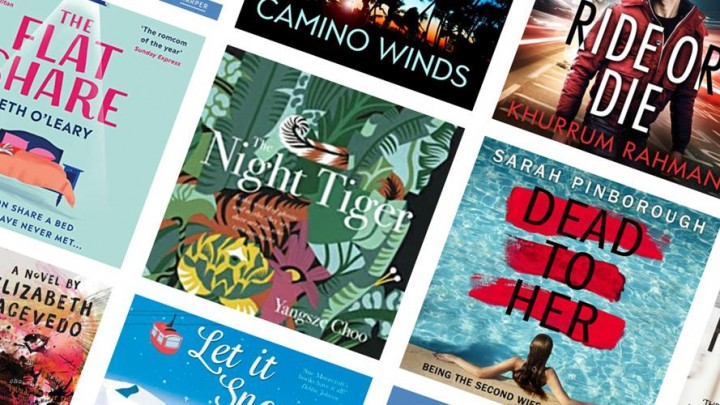 Brand New Audiobooks for Autumn!
