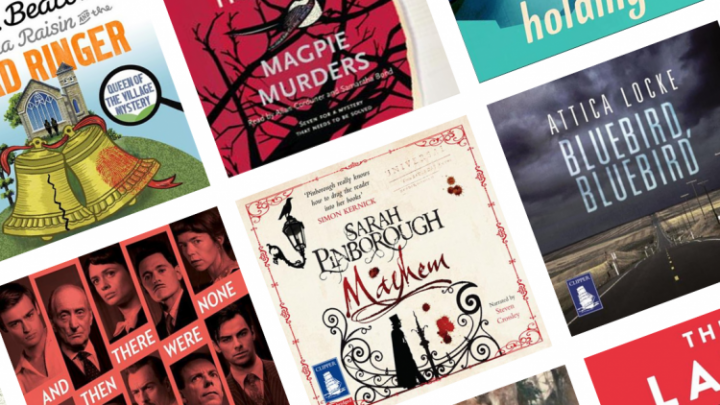 7 Books That Will Convert You to Murder Mysteries