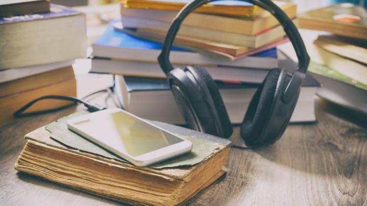 Why I Volunteer for Listening Books