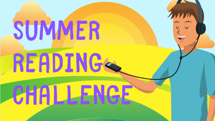 10 Audiobooks to Listen to for the Summer Reading Challenge!