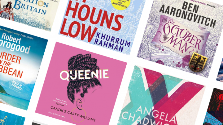 New Audiobooks to our Library this Spring 2019