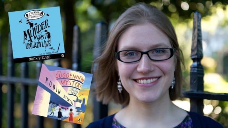 Robin Stevens: Author Interview