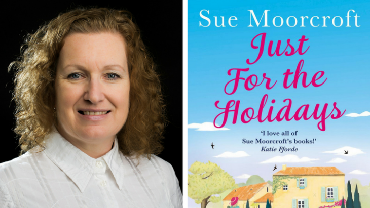 Sue Moorcroft Interview: Writing, Helicopters and Audiobooks