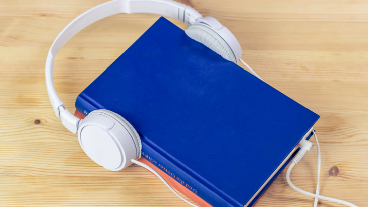 How An Audiobook Charity Changed My Life