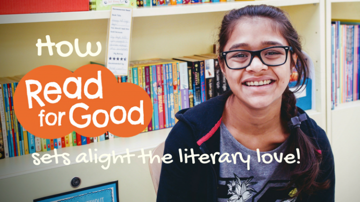 How Read for Good Sets Alight the Literary Love