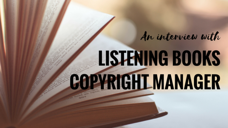 An Interview With Our Copyright Manager