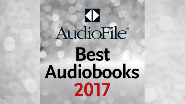 AudioFile Magazine's Best Nonfiction and Culture Audiobooks 2017