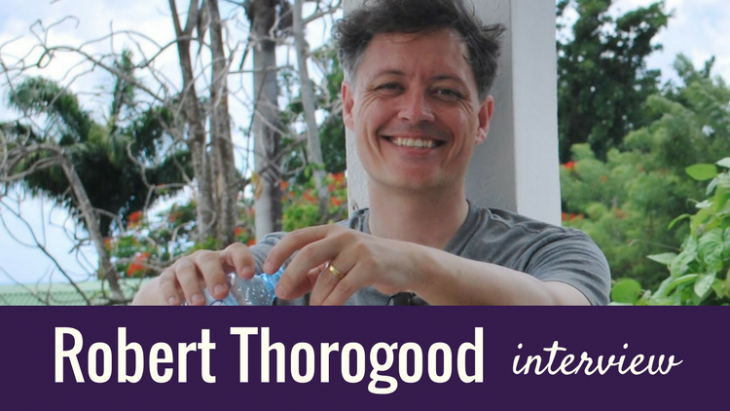 Robert Thorogood Interview