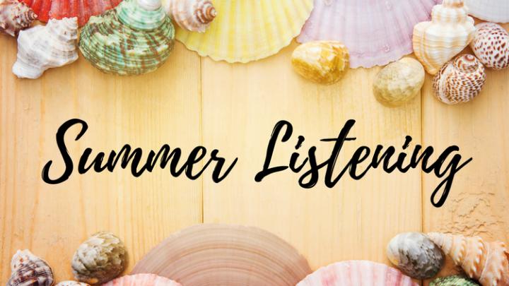 Audiobooks: Summer Listening Recommendations