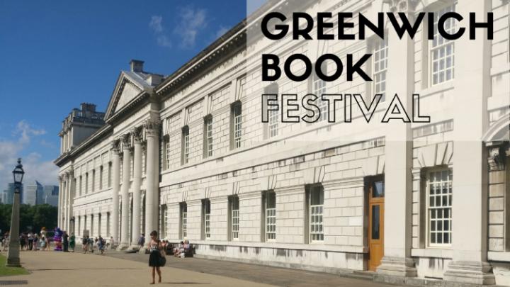 Greenwich Book Festival: Listen to talks from 2017