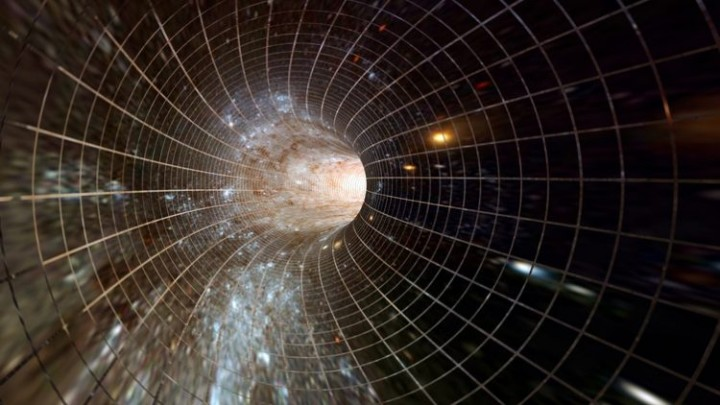 Time travel: a conversation between a scientist and a literature professor