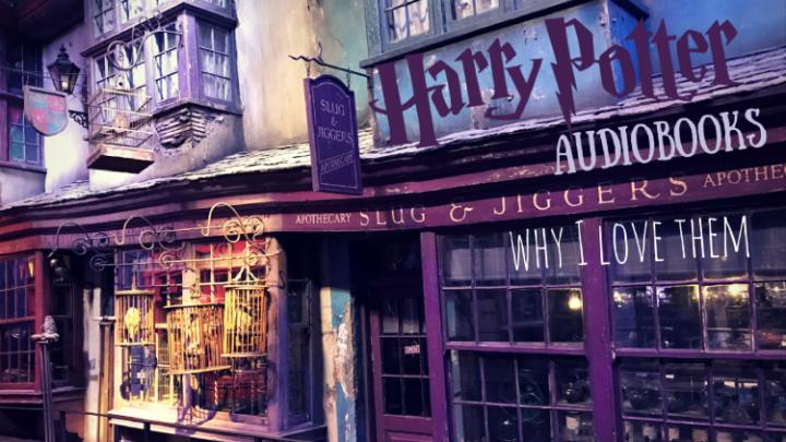 Why I Treasure the Harry Potter Audiobooks