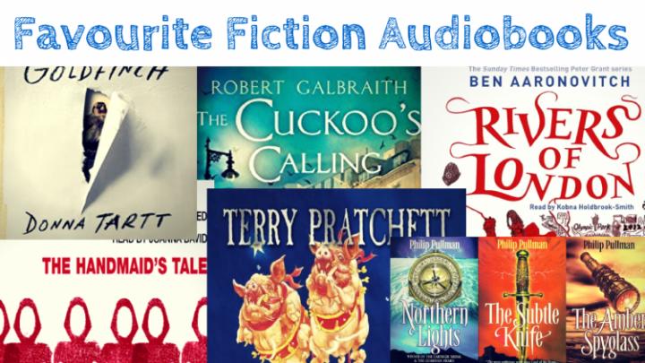 Favourite Fiction: Audiobook Recommendations