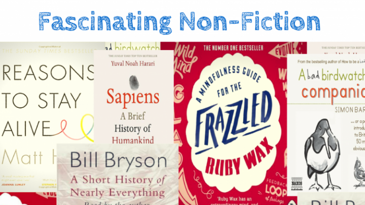 Truth is Stranger Than Fiction: Non-fiction Audiobook Recommendations
