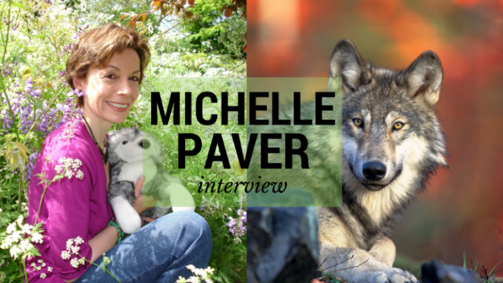 Interview: Michelle Paver on hands-on research, wolves, and Sir Ian McKellen