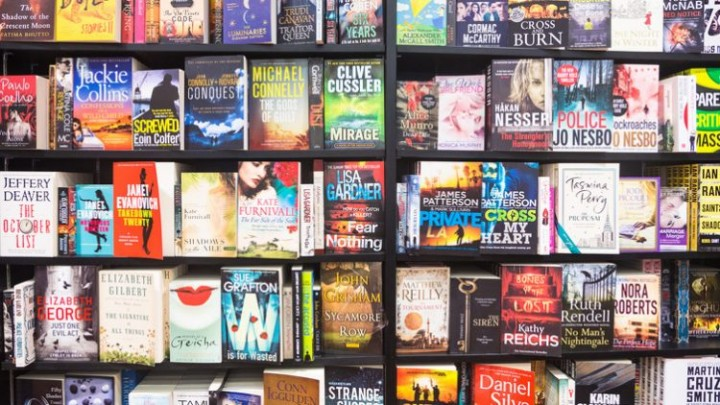 Why you don't need to write much to be the world's bestselling author