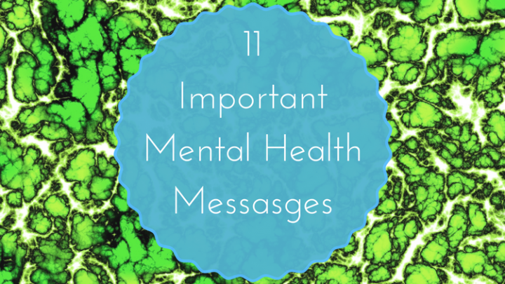 11 Mental Health Day tweets with important messages