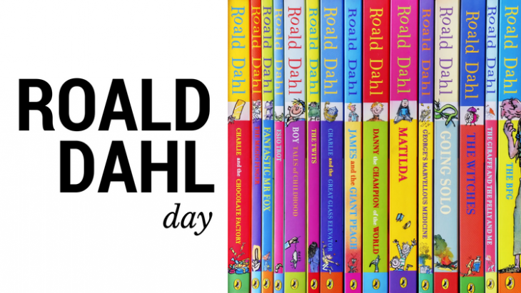 Roald Dahl's 100th birthday is worth celebrating!