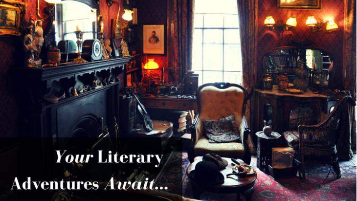 A literary weekend away