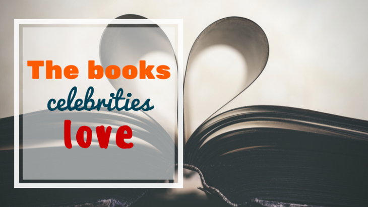 Reading recommended by celebrities