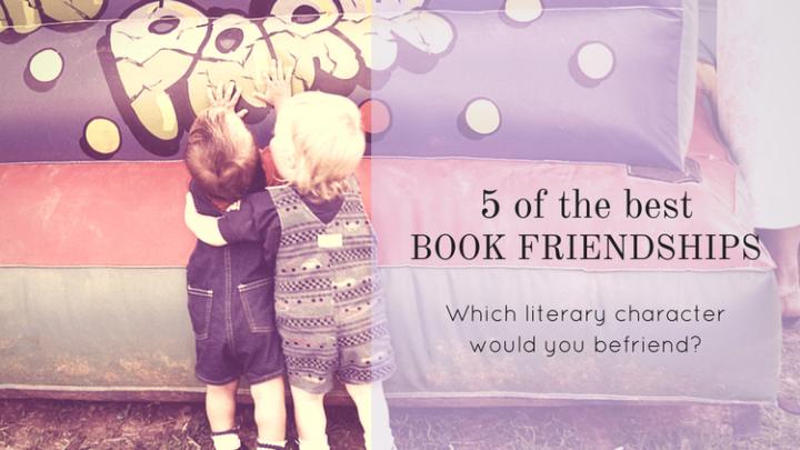 Your BLF (best literary friend)