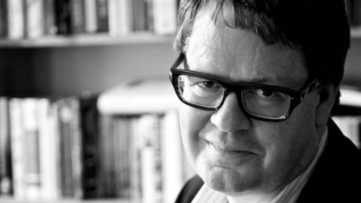 Author Interview: James Runcie on TV adaptations, favourite authors, and a documentary about J. K. Rowling