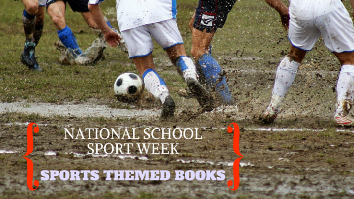 National School Sport Week: Book Recommendations