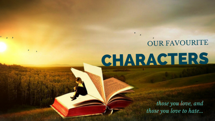 Our favourite literary characters