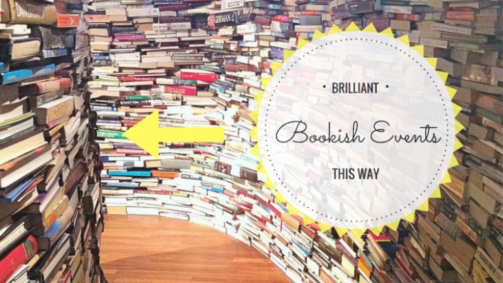 The best book events in London this May