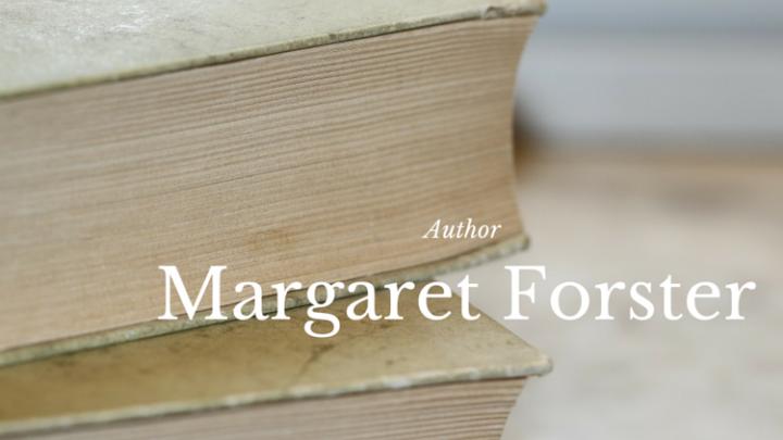 Author: Margaret Forster