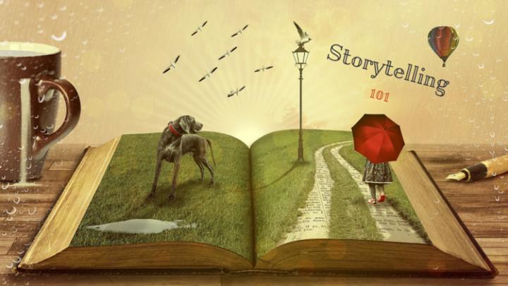 National Storytelling Week: Storytelling 101