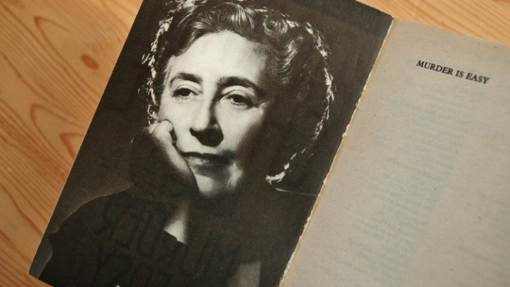 Agatha Christie and the Case of the Missing Author