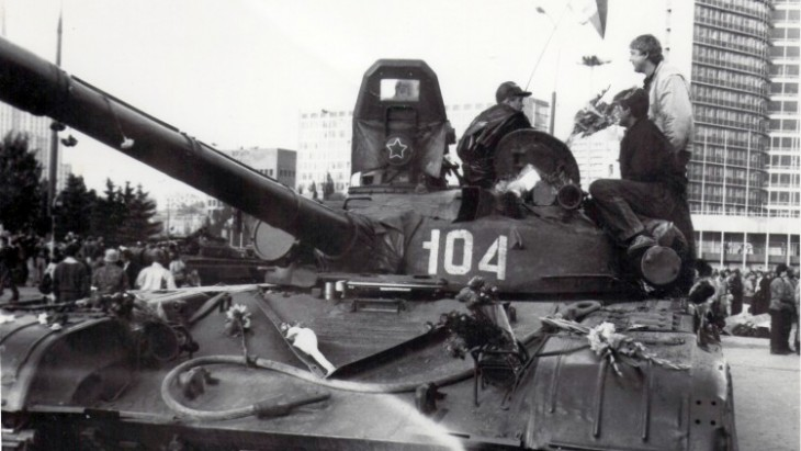 The August Coup: A True Tale of Soviet In-fighting