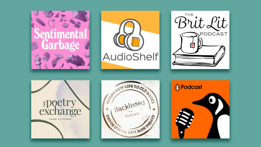 Lit Podcasts You Need to Listen To`