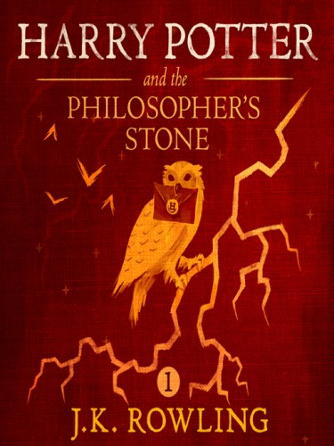 Harry Potter and the Philosopher's Stone: Harry Potter Book 1