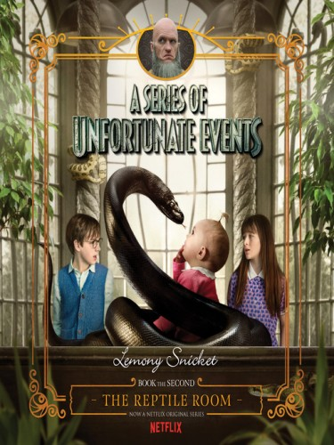 A Series of Unfortunate Events Book 2: The Reptile Room