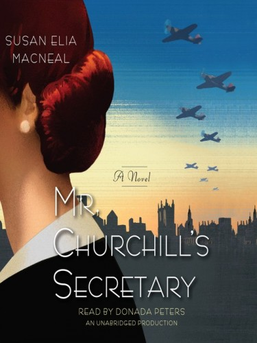 Maggie Hope Series Book 1: Mr Churchill's Secretary