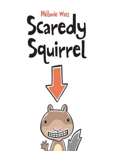Scaredy Squirell