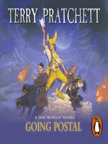 Discworld Series Book 33: Going Postal