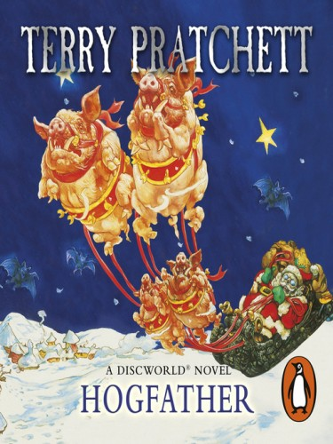 Discworld Series Book 20: Hogfather