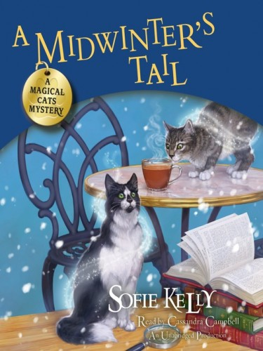 Magical Cats Mystery Book 6: A Midwinter's Tail