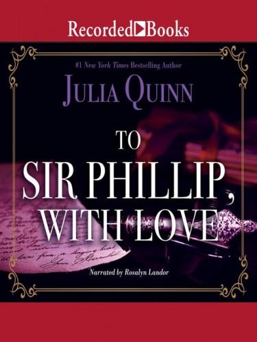 Bridgerton Book 5: To Sir Phillip, With Love