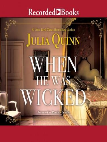 Bridgerton Book 6: When He Was Wicked