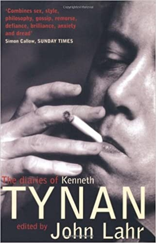The Diaries of Kenneth Tynan Cover
