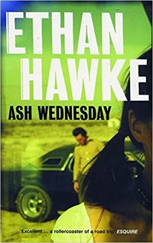 Ash Wednesday Cover