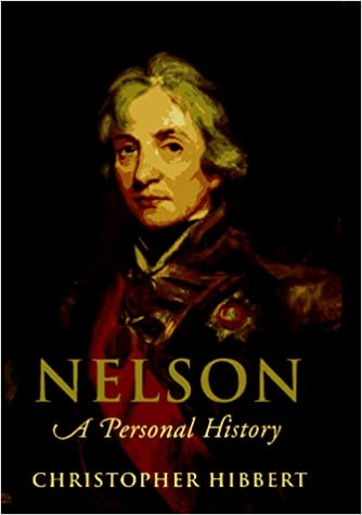 Nelson: A Personal History Cover