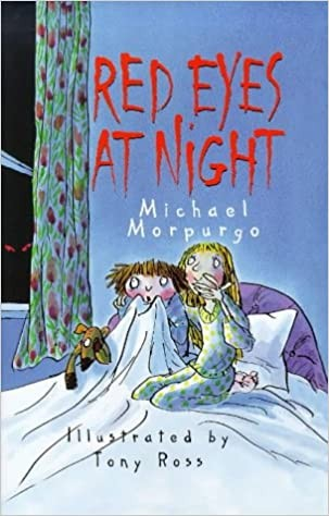 Red Eyes At Night Cover