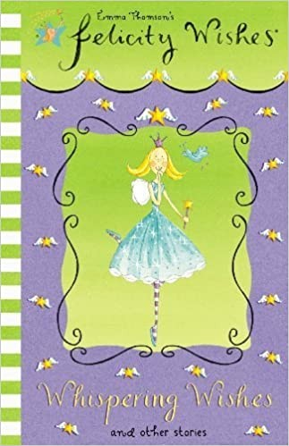 Felicity Wishes: Whispering Wishes and Other Stories Cover